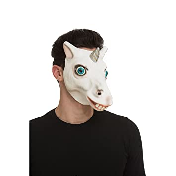 My Other Me Me - Máscara unicornio (Viving Costumes 204685)