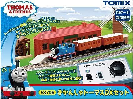 TOMIX 93810 Thomas Friend the Tank Engine 3-Car Set N-Scale Annie Clarabel F//S