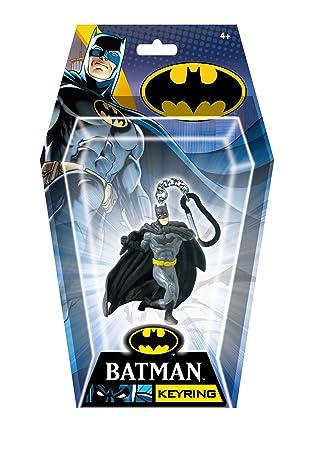 Batman - Llavero Mosqueton figura, 6 cm (Monogram ...