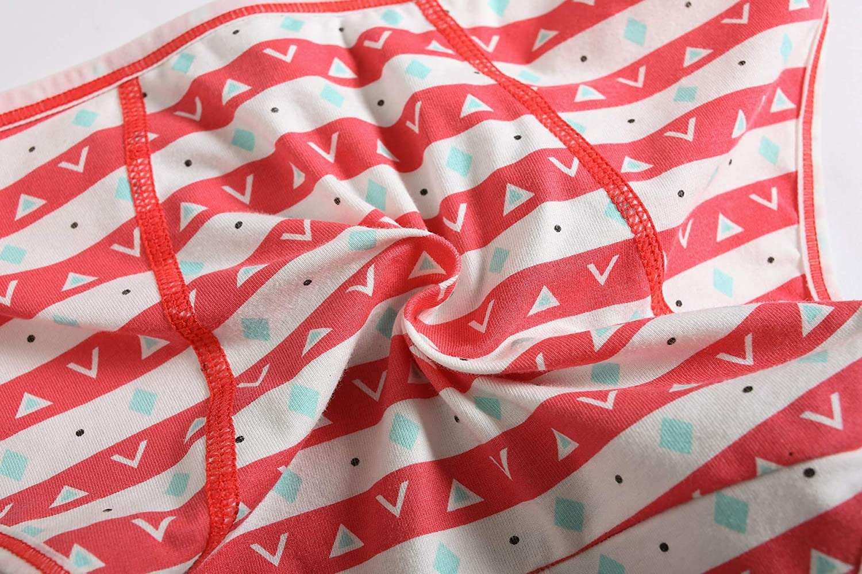 Demifill Teens Cotton Menstrual Protective Underwear Girls Leak Proof Period Panties Women Postpartum Briefs
