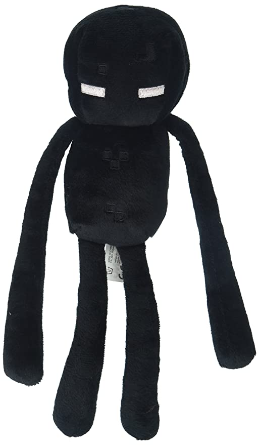 1f46d544157d Minecraft 7-inch Enderman Soft Toy  Amazon.co.uk  Toys   Games