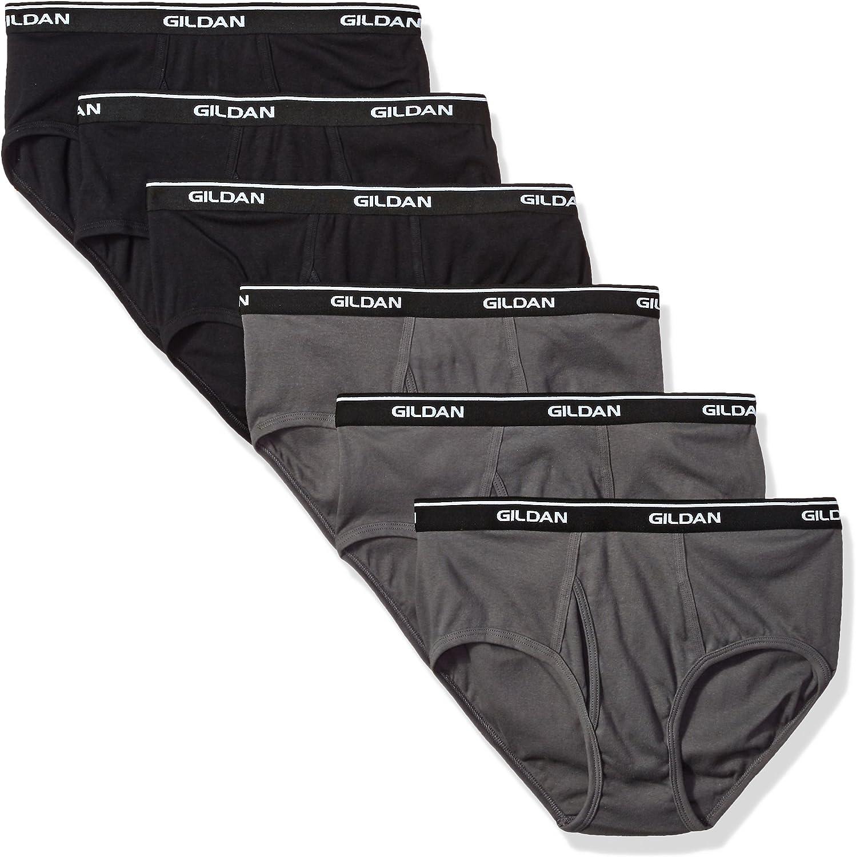 Gildan Platinum Mens 7-Pack Cotton Brief