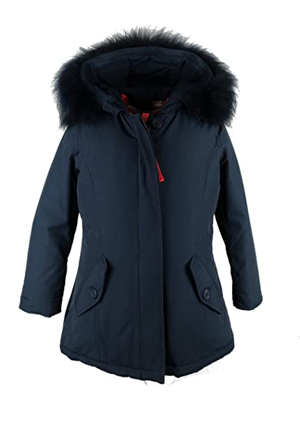 Amazon Abbigliamento it FREEDOMDAY Parka Blu Losanna wXqXFxC8