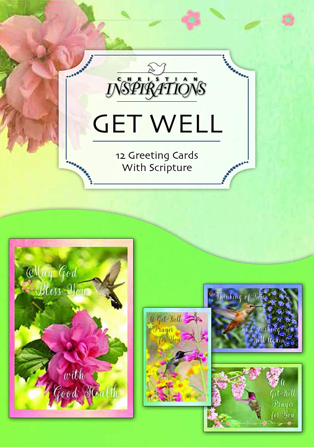 Amazon Natures Friends Get Well Greeting Cards Niv