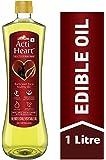 Nature Fresh ActiHeart Edible Oil 1Lt Bottle