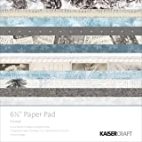 FROSTED PAPER PAD-6.5X6.5
