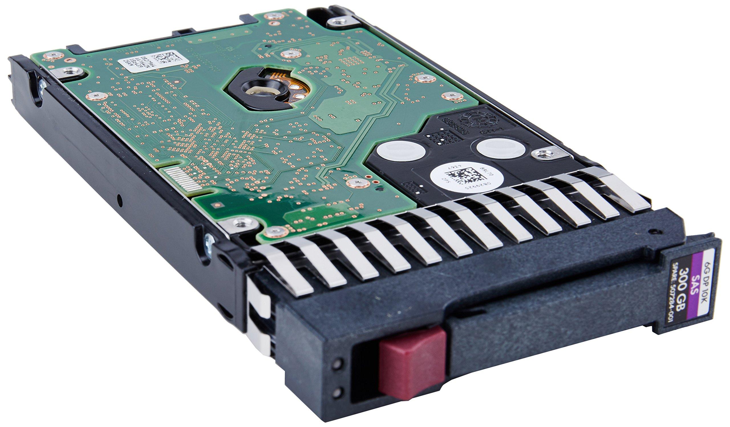 HP 300GB 6G SAS 10K SFF (2.5-inch) Dual Port Enterprise Hard Drive 507127-B21 by HP (Image #3)