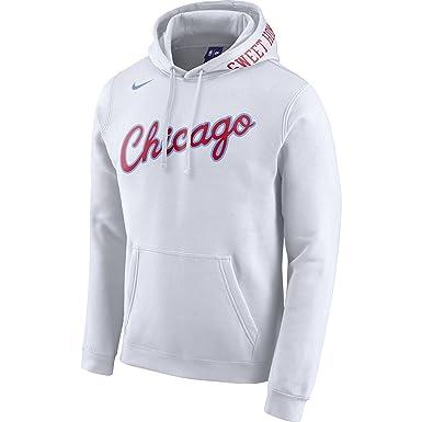 Nike NBA Chicago Bulls Michael Jordan 23 Zach LaVine 8 2017 2018 City  Edition Official b07cc9353