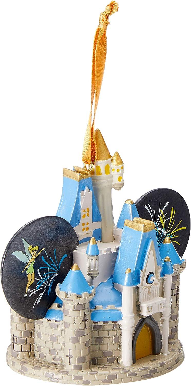 Disney Cinderella Castle Light-Up Ear Hat Ornament - Walt World