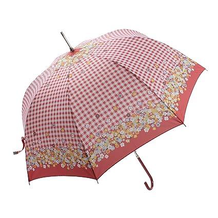 Se?oras marca paraguas OLIVA OLIVA des salto paraguas OL-26-60A RED