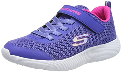 8426a474310 Skechers Girls  Dyna-lite Trainers  Amazon.co.uk  Shoes   Bags
