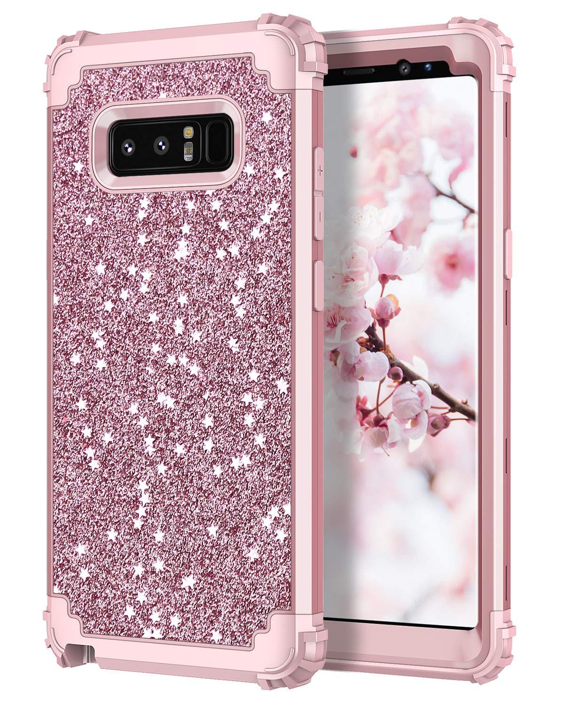Funda Para Samsung Note 8 Glitter Hekodonk (7pfnyfhr)