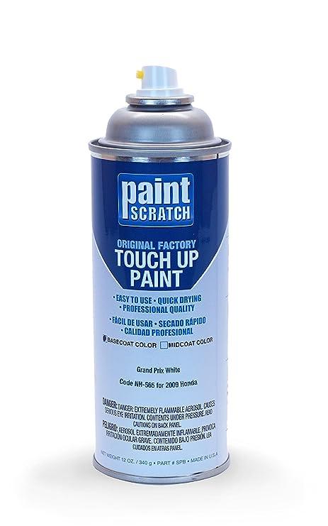Amazon.com: PAINTSCRATCH Grand Prix White NH-565 for 2009 Honda S2000 - Touch Up Paint Spray Can Kit - Original Factory OEM Automotive Paint - Color Match ...