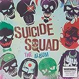 SUICIDE SQUAD - SOUNDTRACK : THE ALBUM