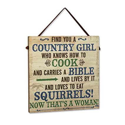 How to find a country girl