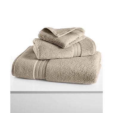Hotel Collection Finest Elegance 13  x 13  Washcloth