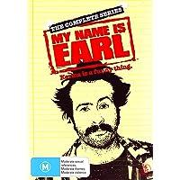 MY NAME IS EARL: SEAS 1-4 (16 DISC)