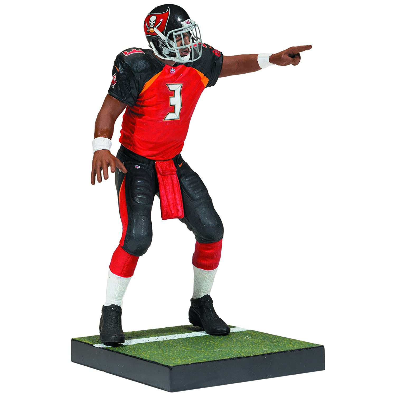 Tampa Bay Buccaneers McFarlane NFL Series 37 Figure: Jameis Winston Mcfarlane Toys 75683