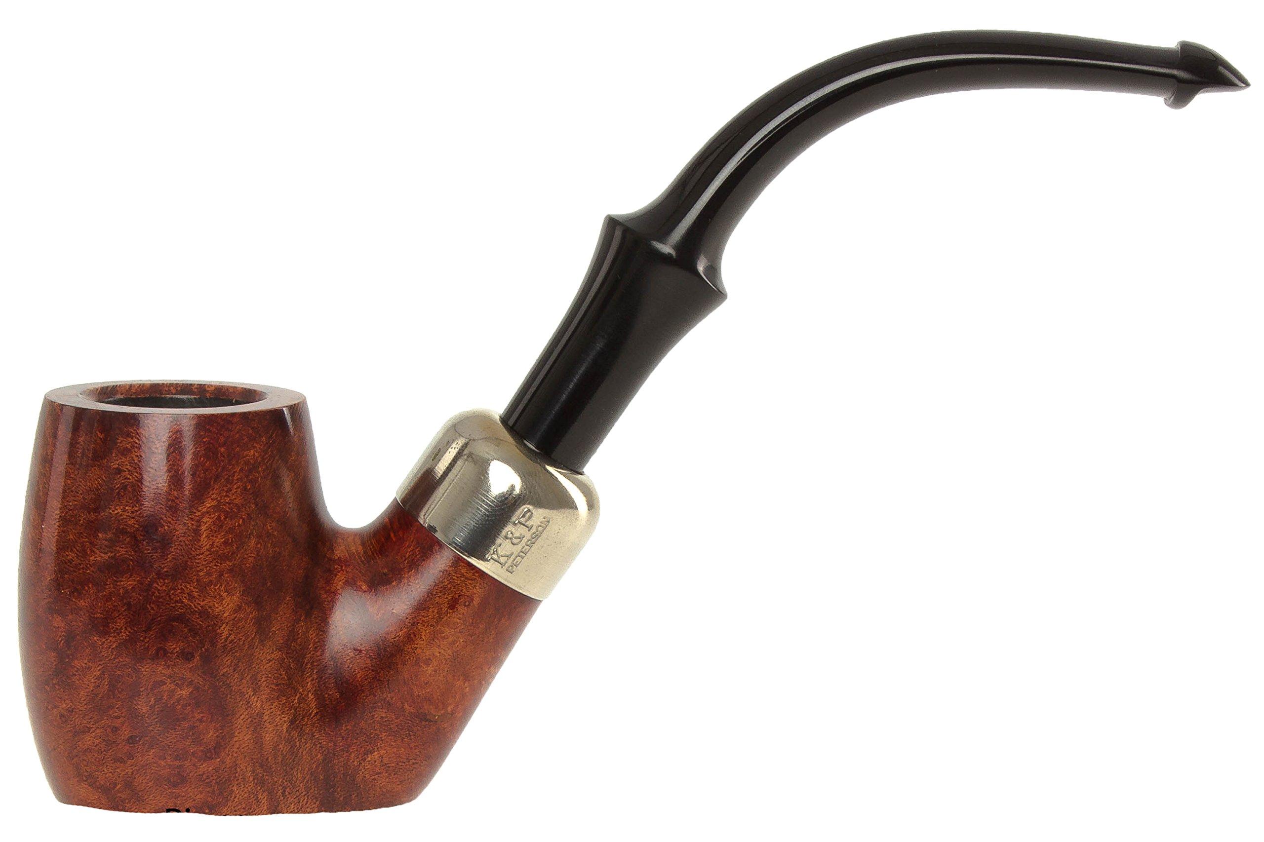 Peterson Standard Smooth 306 Tobacco Pipe PLIP