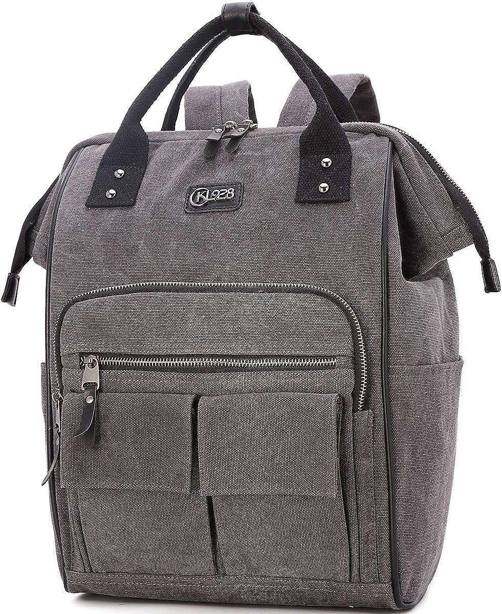 Laptop Backpack for Women Men 15.6 Inch Casual Daypack Water Resistant Travel Backpacks School Business Bag Rucksack