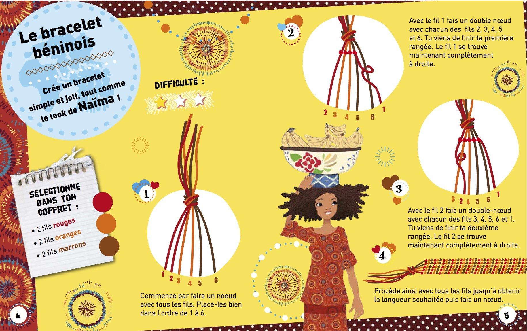 Kinra Girls - Bracelets brésiliens  Amazon.fr  Collectif  Livres 531d988673c8