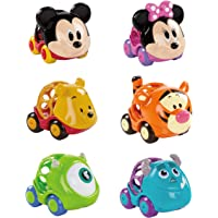 Disney Baby Go Grippers from Oball, Push Cars, 12 Mth+