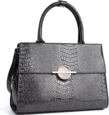 Women Leather Tote Bag Handbag Lady Purse Shoulder Messenger Satchal Bags T11
