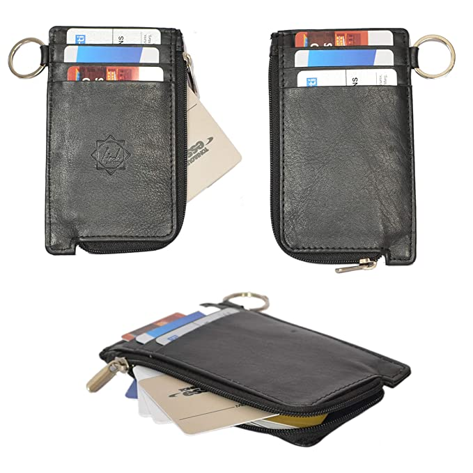 189f08045f8f53 Amazon.com: Credit Card holder with chain cover: Clothing