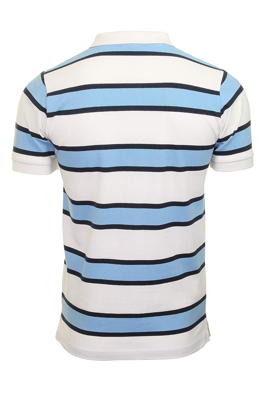 White ellesse Marono Polo Shirt