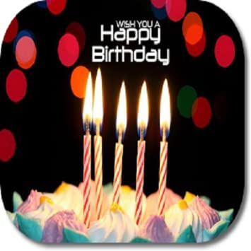 Amazoncom Happy Birthday Hd Wallpapers Appstore For Android