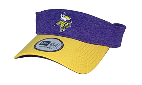 30bd4c9dc1050 Image Unavailable. Image not available for. Color  Minnesota Vikings New Era  Visor Hat Cap ...