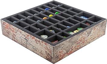 Feldherr Foam Set Compatible with This War of Mine - Board Game Box: Amazon.es: Juguetes y juegos