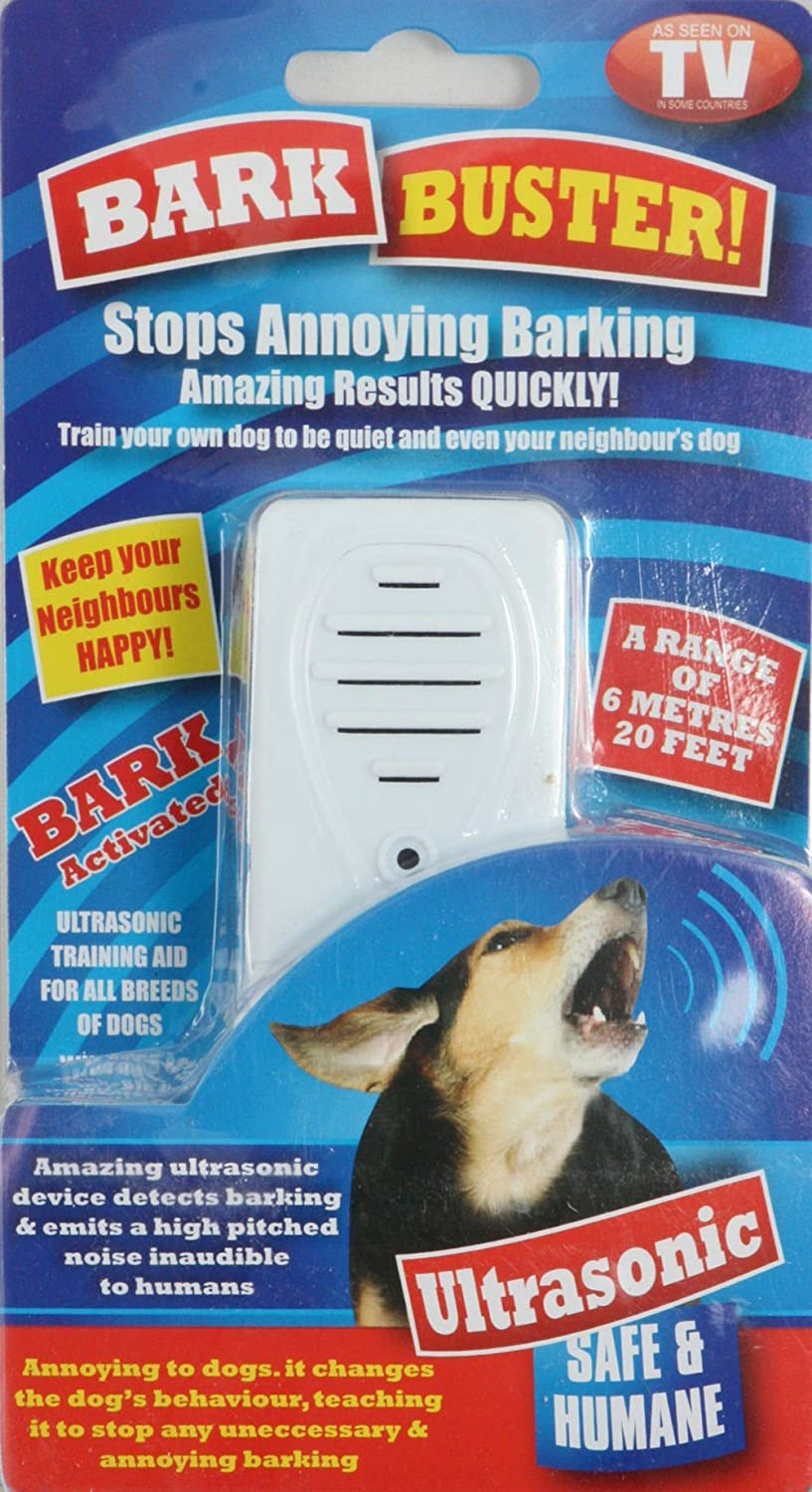 Pms Bark No More Ultrasonic Dog Preventor In Double Cl Amazon Repeller Circuit You Can Find One On This Repellent Kitchen Home