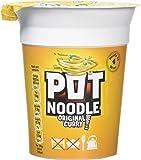 Pot Noodle Original Curry 90 g (Pack of 12)