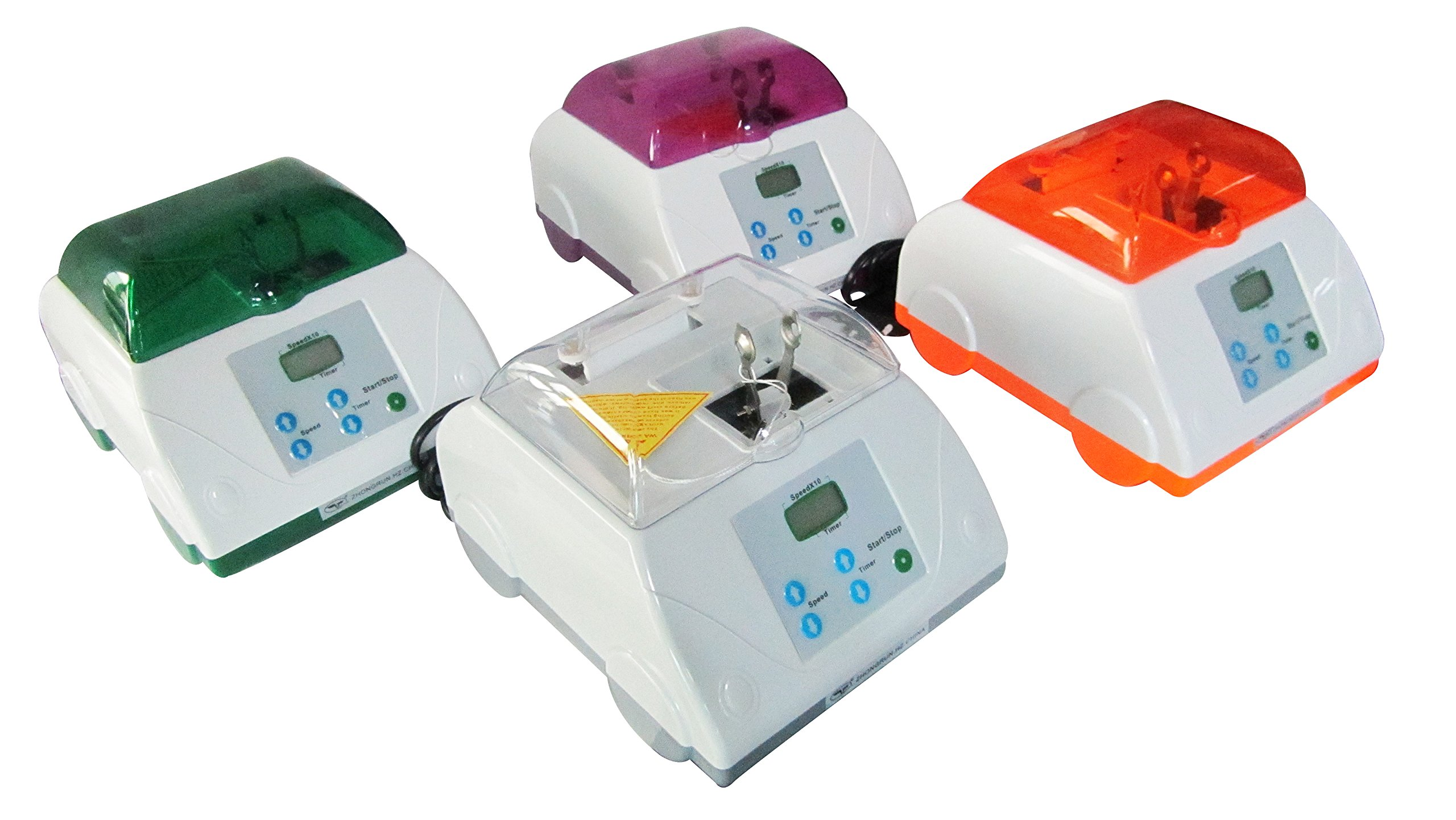SDent USA FDA & TUV CE Dental Lab Digital Amalgamator Variable Speed for Mixing Amalgam Capsules