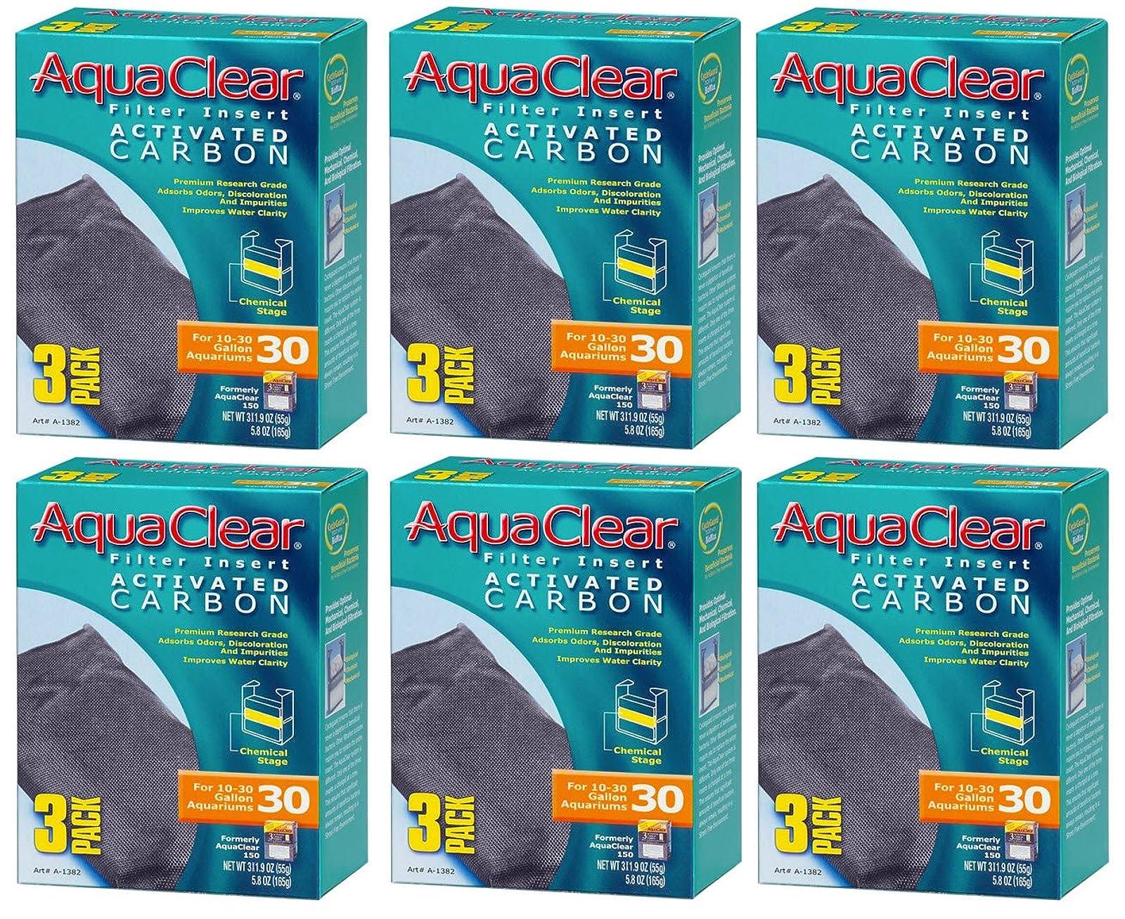 Aquaclear Activated Carbon Insert 30-Gallon Aquariums - 1