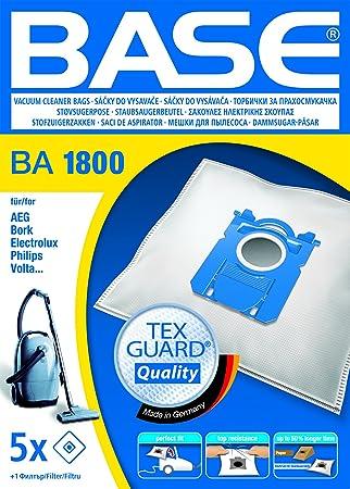 20 Staubsaugerbeutel kompatibel zu BASE BA 1900
