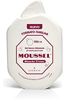 Moussel Douche Creme - 900 ml