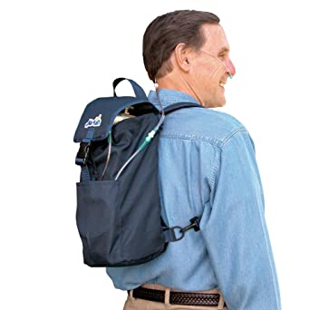 Roscoe Backpack Style Oxygen Tank Backpack Bag for D Cylinders : Amazon.in:  Bags, Wallets and Luggage