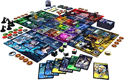 Asmodée - Juego de Mesa Ghost Stories (Repos 200514): Repos Productions, Repos Productions: Amazon.es: Juguetes y juegos