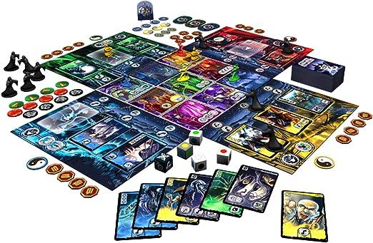 Asmodee Juego de mesa Ghost Stories (Repos 200514): Repos Productions, Repos Productions: Amazon.es: Juguetes y juegos
