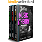 GUITAR MUSIC THEORY: 3 in 1- Essential Beginners Guide+ Tips and Tricks+ Advanced Guide to Learn to Play Guitar Chords…