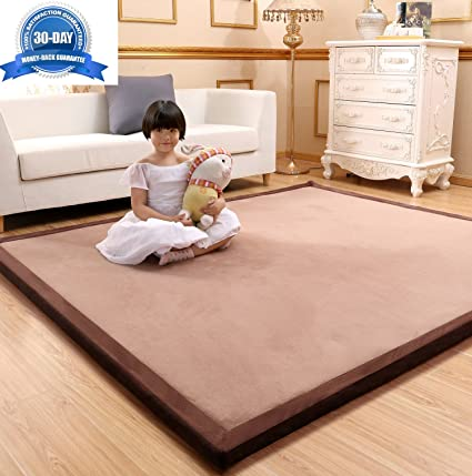Attractive MAXYOYO Baby Play Mat Floor Mat, Large Rug For Living Room, Memory Foam Rug