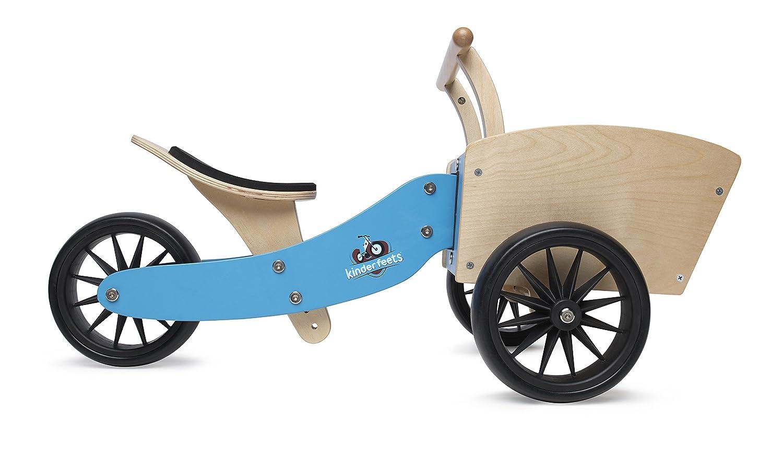 Kinderfeets Cargobike Kids Wooden Balance Bike