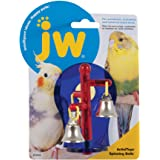 JW Pet Insight Spinning Bells Bird Toy