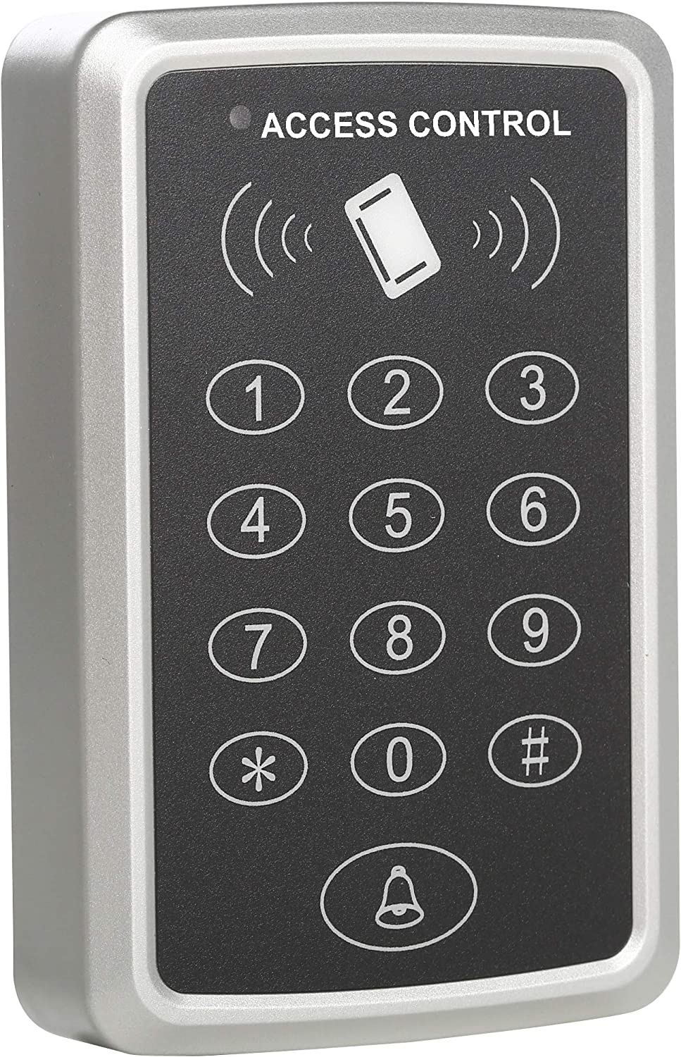 2.4ghz Wifi Door Access Control Kit With 280kg Force Electric Magnetic Lock Smartphone Controlled Home Improvement