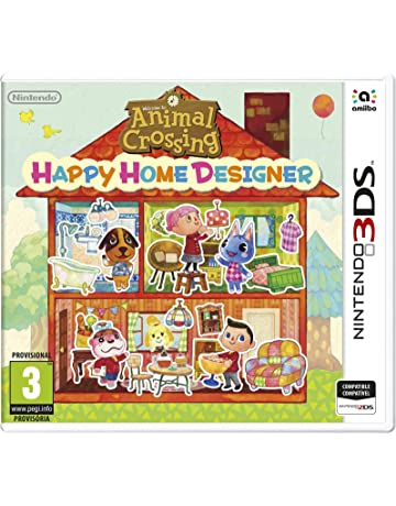 Animal Crossing: Happy Home Designer (Sin carta)