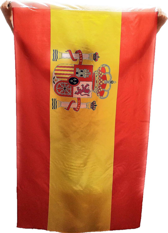 Housemarket Bandera España 150 * 90 cm. Que Viva ESPAÑA! (1 Unidad ...