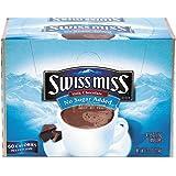 Swiss Miss Hot Chocolate, (NO SUGAR ADDED) Box of 24