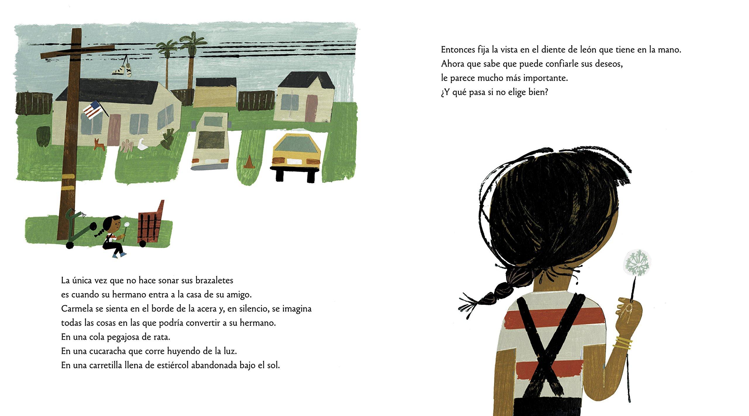 Los deseos de Carmela (Spanish Edition): Matt de la Peña, Christian Robinson: 9780525518709: Amazon.com: Books